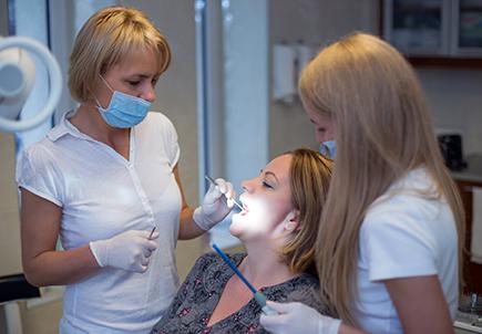 Dentálhigénia kezelések